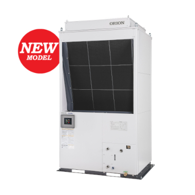 FCC Free Cooling Chiller Eco Hybrid (Air Cooled) Image