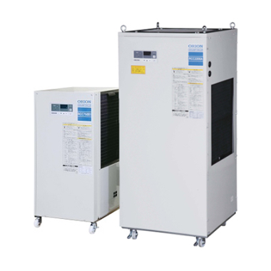 Water-Soluble Coolant Temperature Control Equipment DC Inverter Coolant Chiller®(Air Cooled) (No Water Tank) Image