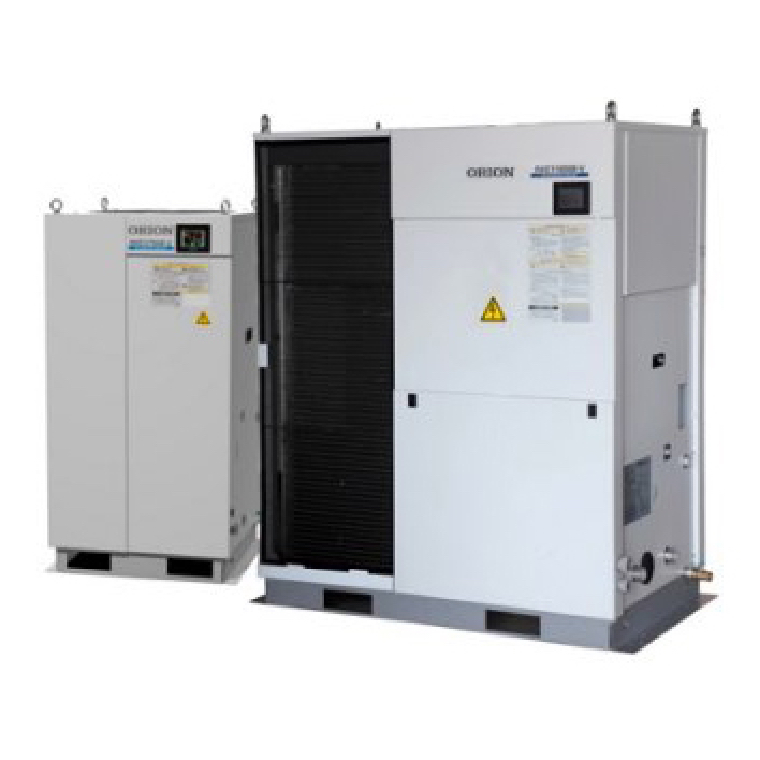 Heavy Duty DC Inverter Chiller RKE-B (12.2 to 48.0 kW) Image