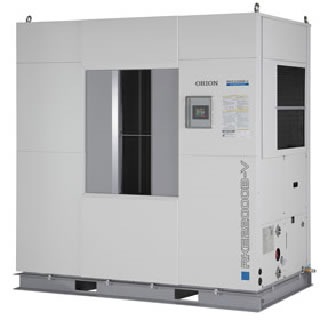 Heavy Duty DC Inverter Chiller RKE-B (74.4 to 96.0 kW)